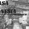 インドネシア語学習者にインタビューしたいと言われ受けたよって話。