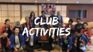 【東南アジア青年の船】クラブ活動―各国の文化を紹介&体験しよう!