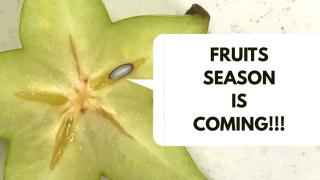 【 #クチン周辺情報 】今食べて!マレーシア果物シーズン到来中!